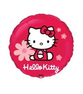 Шарик воздушный Hello Kitty