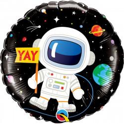 Кульки фольг з малюнк. Космос(2,5г) 212307 Китай