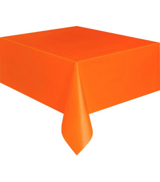Скатертина Оранжева. 1,37*2,74м 5097 Unigue