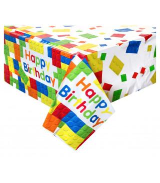 Скатертина Конструкторы LEGO 1,37*2,13м 58233 Unigue