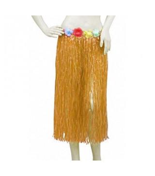 Костюм Спідниця гавайська айворі 50 см Поліетилен 1288 Китай