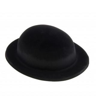 Капелюхи,шапки Котелок дитячий.чорний флок 1108 Китай