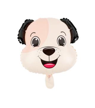Кульки фігур. Собачка (3г) фольга 21531 Китай