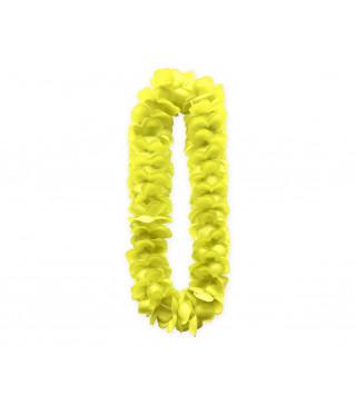 """Леї гавайські """"Жовті"""" тканина 13002 Китай"""