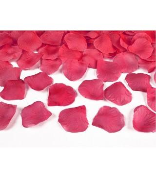 Пелюстки троянд червоні 100 шт/уп