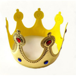 Корона Короля золота тканина 64012 Китай