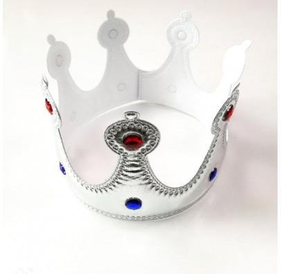 Корона Короля срібна тканина 64013 Китай
