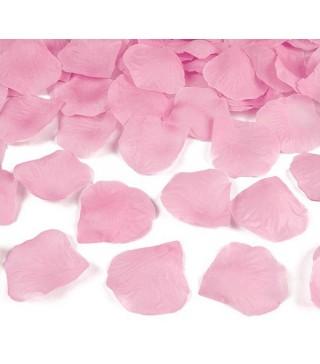 Пелюстки троянд рожеві 100 шт/уп