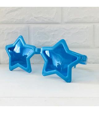 Окуляри Гіганти Зірка Сині пласмаса 1068 Китай