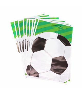 Подарунковий пакет Футбол .10 шт/уп поліпропілен 55015 Китай
