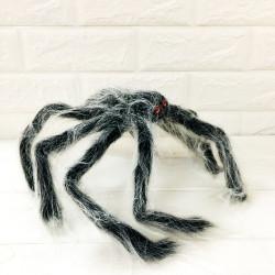 Павук Великий з білою шерстю  хелловін 9774 Китай