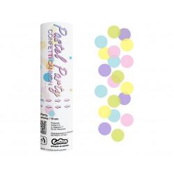 Хлопушка Pastel Party 15 см