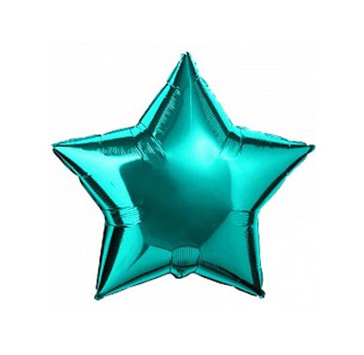 Кульки фольг.б/м ЗІРКА Бірюза 2,5г) фольга 301500(TU) FlexMetal