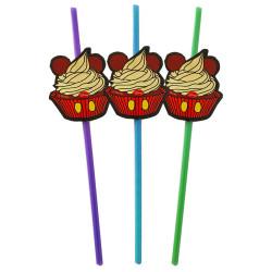 """Трубочки для коктелю """"Disney""""  6 шт/уп F-90356 FunFan"""