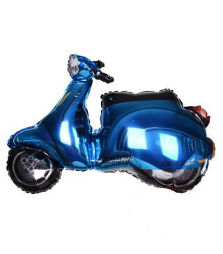 Кульки фігур. Скутер зелен./синій 901734 FlexMetal