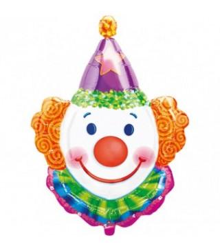 Кулька повітряна Клоун