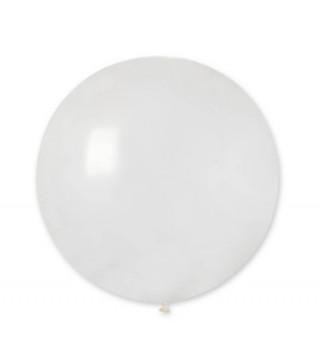 "Кульки металік 19"" Прозорі G150/000 15000 Gemar"