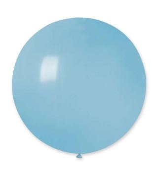 """Кульки пастель 19"""" Голубі G150/072 15720 Gemar"""