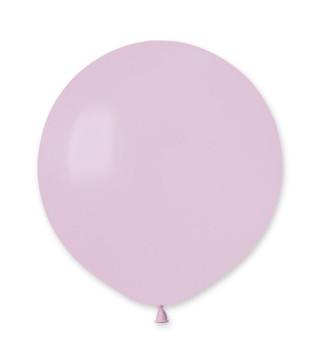 """Кульки пастель 19"""" Лілові G150/079 50шт/уп 15790 Gemar"""