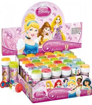 Мильні бульбашки Принцеси