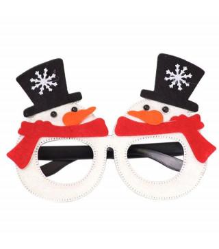 Окуляри Новорічні Сніговик 1037 Китай