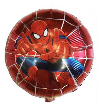Кульки фольг з малюнк. Круг Спайдермен (2.5г) фольга 215153 Китай
