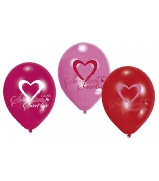 Набір кульок Sweet Love 6шт/уп