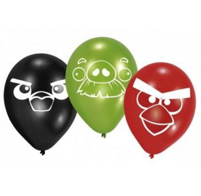 Воздушные шарики Angry Birds 1шт