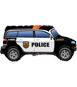 Кульки міні Машина Поліція 902773 FlexMetal