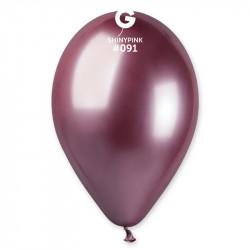 """Кульки хром """"13"""" (Хром)рож. 50шт/уп 12910 Gemar"""