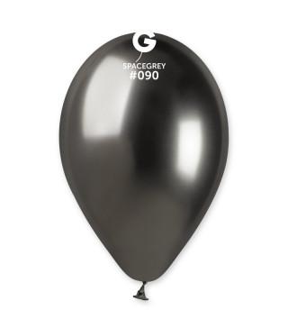 """Кульки хром """"13"""" (Хром)сірі. 50шт/уп 12900 Gemar"""