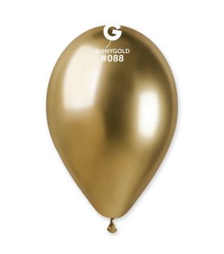 """Кульки хром """"13"""" (Хром)срібло 1шт Ш-12880 Gemar"""