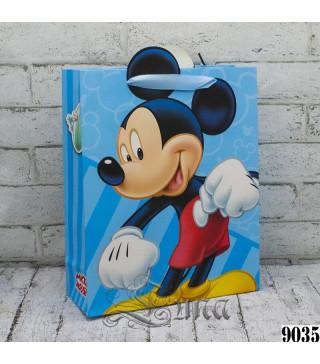 Подарочный пакет Микки Маус