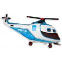 Шарик фольгированный мини Вертолет