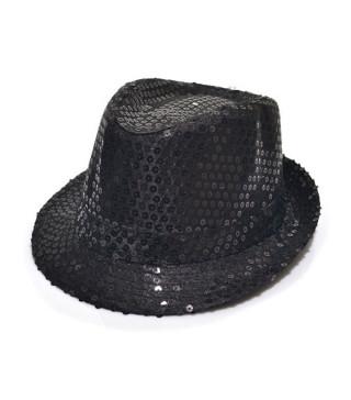 Шляпа Супер звезда черная