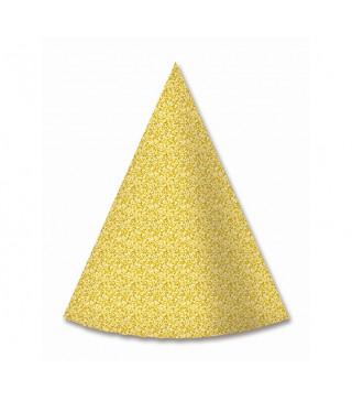 Ковпачок Золотий 6шт/уп папір 62946 Godan