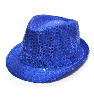 Капелюх Супер зірка синій 61683 Китай