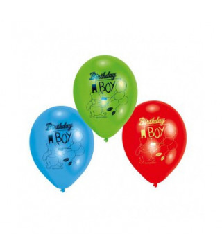 Кульки поштучно з малюн. Вінні пух Ш-450248 Amscan