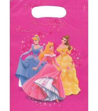 Подарочные пакеты Princess 6шт/уп