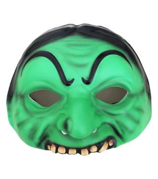 Маска Зелена