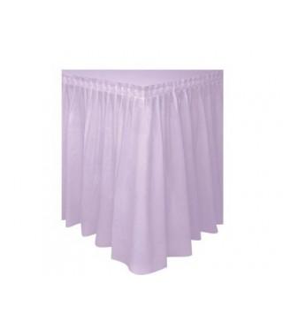 Декор для столу фіолетовий