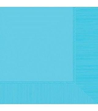 Салфетки голубые 20шт/уп
