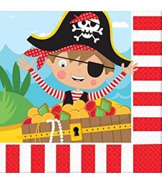 Серветки Маленький пірат