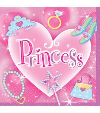 Салфетки Princess