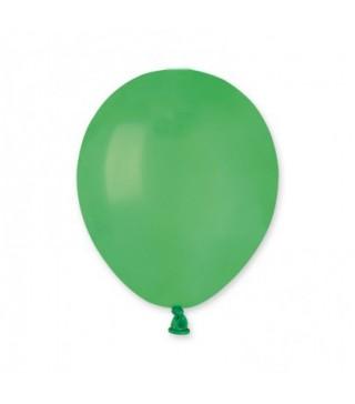 """Шарики 5 """"А50 зеленые пастель"""