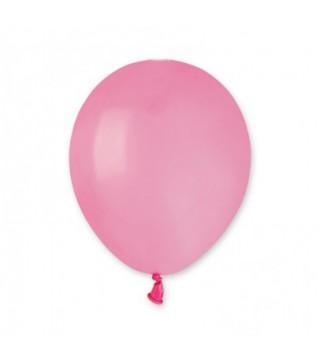 """Шарики 5 """"А50 розовые пастель"""