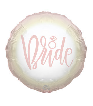 "Кульки фольг з малюнк. 18""Bride (2.5п ) SH-188 TM SHOW"