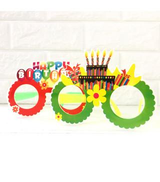 Окуляри Happy Birth 15 см папір 2503