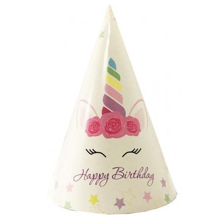 Колпачок Единорог Happy Birthday