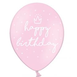 Воздушные шарики Happy Birthday